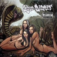 Cover Limp Bizkit - Gold Cobra