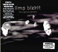 Cover Limp Bizkit - My Generation