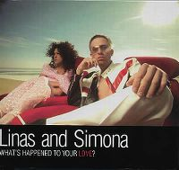 Cover Linas And Simona - What's Happened To Your Love?
