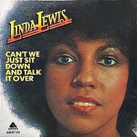 Cover Linda Lewis - Can't We Just Sit Down And Talk It Over
