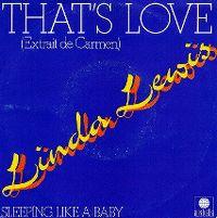 Cover Linda Lewis - That's Love (Habanera)