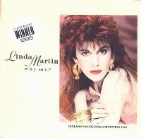 Cover Linda Martin - Why Me?