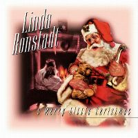 Cover Linda Ronstadt - A Merry Little Christmas