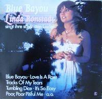 Cover Linda Ronstadt - Blue Bayou - Linda Ronstadt singt ihre schönsten Lieder