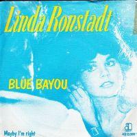 Cover Linda Ronstadt - Blue Bayou