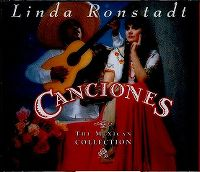 Cover Linda Ronstadt - Canciones - The Mexican Collection
