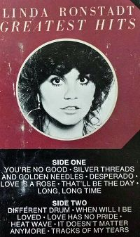 Cover Linda Ronstadt - Greatest Hits