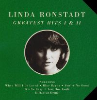 Cover Linda Ronstadt - Greatest Hits I & II
