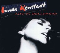 Cover Linda Ronstadt - Live In Hollywood