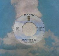 Cover Linda Ronstadt - Love Has No Pride