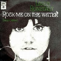 Cover Linda Ronstadt - Rock Me On The Water