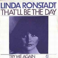 Cover Linda Ronstadt - That'll Be The Day