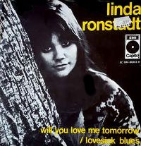 Cover Linda Ronstadt - Will You Love Me Tomorrow