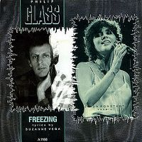 Cover Linda Ronstadt & Philip Glass - Freezing