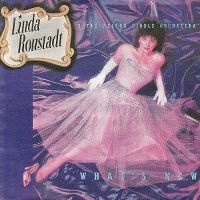 Cover Linda Ronstadt & The Nelson Riddle Orchestra - What's New