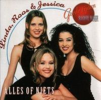 Cover Linda, Roos & Jessica - Alles of niets