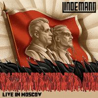 Cover Lindemann - Live In Moscow
