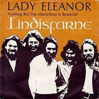 Cover Lindisfarne - Lady Eleanor