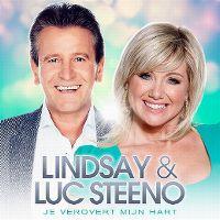 Cover Lindsay & Luc Steeno - Je verovert mijn hart