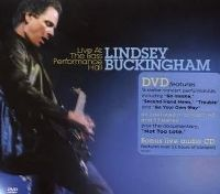 Cover Lindsey Buckingham - Live At The Bass Performance Hall