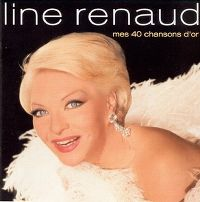 Cover Line Renaud - 40 chansons d'or