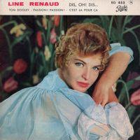 Cover Line Renaud - Dis oh dis