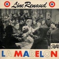 Cover Line Renaud - La madelon