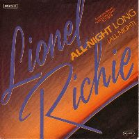 Cover Lionel Richie - All Night Long (All Night)