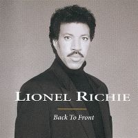 Cover Lionel Richie - Back To Front