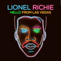 Cover Lionel Richie - Hello From Las Vegas