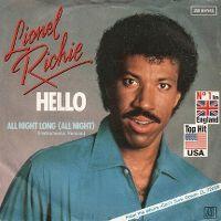 Cover Lionel Richie - Hello