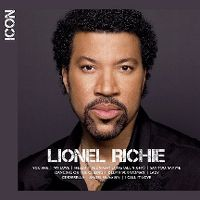 Cover Lionel Richie - Icon