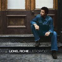 Cover Lionel Richie - Just For You