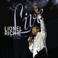 Cover Lionel Richie - Live - His Greatest Hits And More