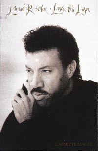 Cover Lionel Richie - Love, Oh Love