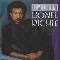 Cover Lionel Richie - Love Will Conquer All