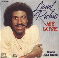 Cover Lionel Richie - My Love