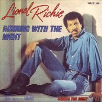 Cover Lionel Richie - Running With The Night
