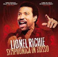 Cover Lionel Richie - Symphonica in Rosso