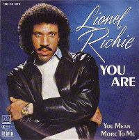 Cover Lionel Richie - You Are