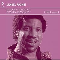 Cover Lionel Richie & The Commodores - Icons