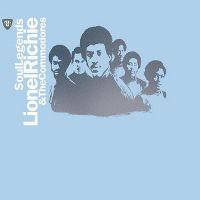 Cover Lionel Richie & The Commodores - Soul Legends