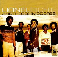 Cover Lionel Richie & The Commodores - The Collection
