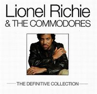 Cover Lionel Richie & The Commodores - The Definitive Collection