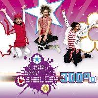Cover Lisa, Amy & Shelley - 300%
