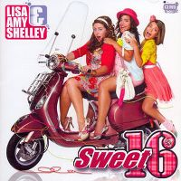 Cover Lisa, Amy & Shelley - Sweet 16