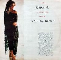 Cover Lisa G. - Call My Name