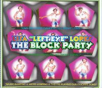 "Cover Lisa ""Left Eye"" Lopes - The Block Party"