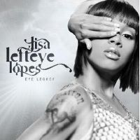 Cover Lisa Lefteye Lopes - Eye Legacy