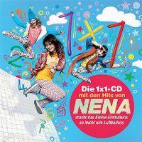 Cover Lisa, Leni, Malin & Nena - Die 1x1-CD mit den Hits von Nena